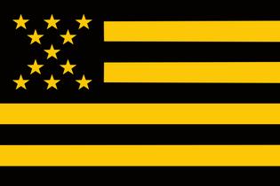 flag of Peñarol
