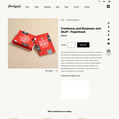 Freelance, and Business, and Stuff - Paperback - Hoodzpah