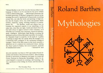 Barthes, Roland_Mythologies (1972)