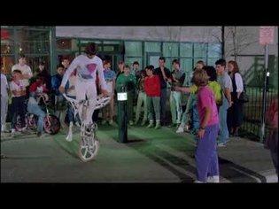 Police Academy 4 - Citizens on Patrol (1987) Skateboarding Scene