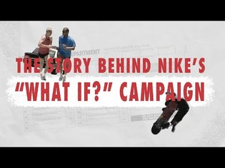 """JENKEM - The Story Behind Nike's """"What If?"""" Campaign"""