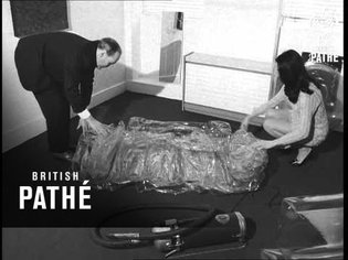 London - Inflatable Furniture (1968)