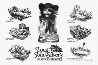 Long John Silver's, 1969