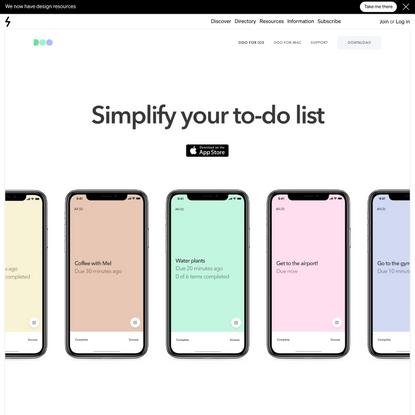 Doo — Godly Website