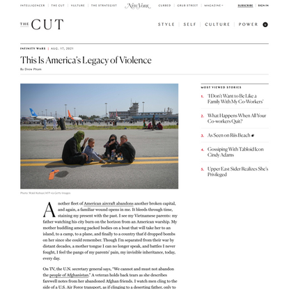 This IsAmerica's Legacy of Violence