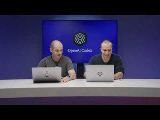 OpenAI Codex Live Demo