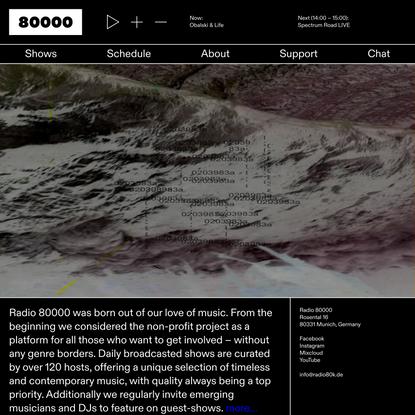 Radio80k
