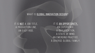 values as a designer