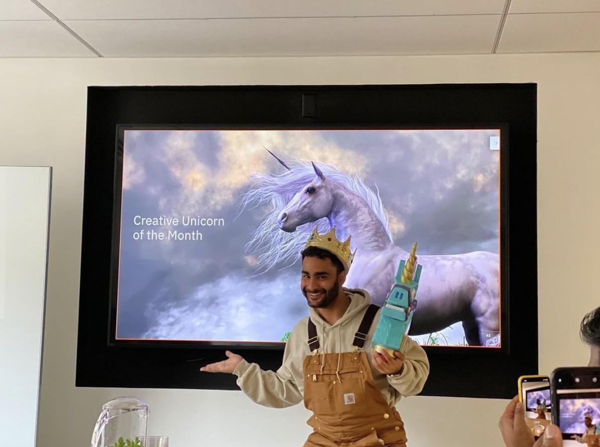 Creative Unicorn