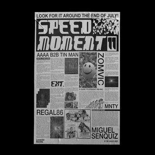 Speed Moment II