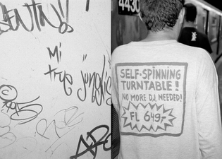 Tim Soter — Electronic Music New York City 1995