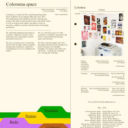 Colorama.space