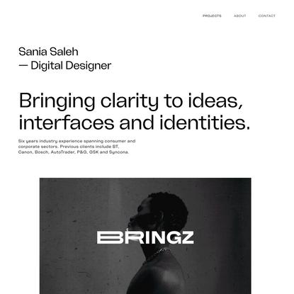 Sania Saleh