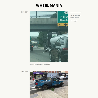 WHEEL MANIA