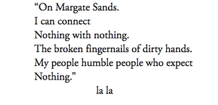 T.S. Eliot, The Waste Land