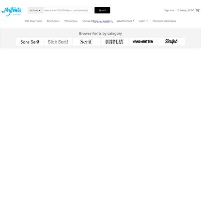 Minister | Webfont & Desktop font | MyFonts