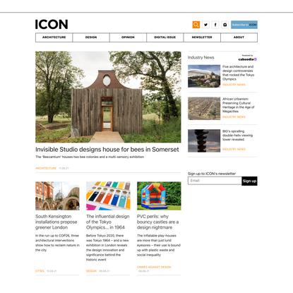 ICON Magazine | ICON Magazine