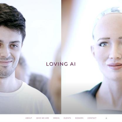 Loving AI