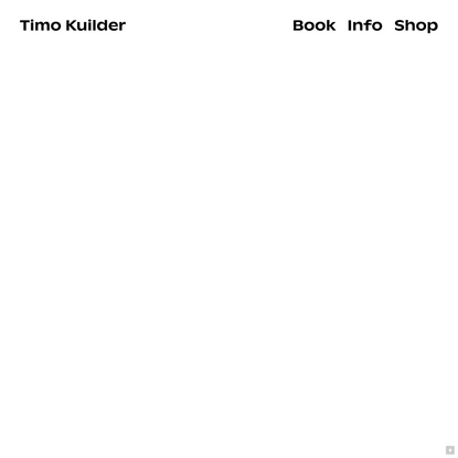 Timo Kuilder – Illustrator