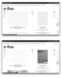 E-flux loader