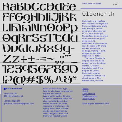 Oldenorth — Peter Roeleveld
