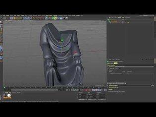 Cinema 4D Tutorial - Using OpenVDB to prepare for 3D Printing