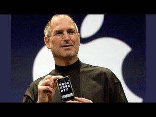 Steve Jobs Unveils The Original iPhone - Macworld San Francisco 2007
