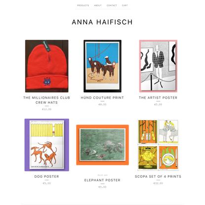 Anna Haifisch
