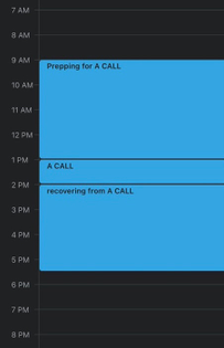 """""""o sorry I cant im busy that day"""""""