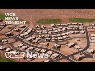 The Town Trying to Pump Billions of Gallons of Water to Their Desert Community