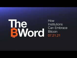 The ₿ Word | Live with Cathie Wood, Jack Dorsey, & Elon Musk