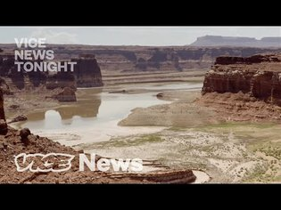 40 Million People Rely on the Colorado River, and Now It's Drying Up