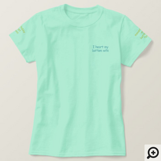 spiro summer 2k21 embroidered clean mint shirt