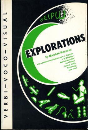Marshall McLuhan and Victor J. Papanek, Verbi-Voco-Visual Explorations (1967)