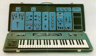 The Moog Sonic Six