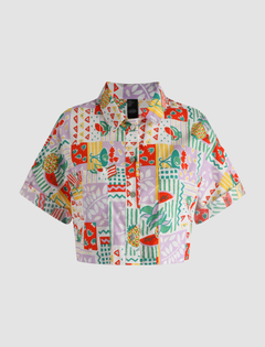 Going To Hawaii Blouse