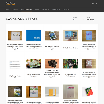 Books and essays