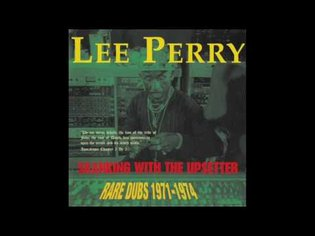 Lee Perry - Skanking With The Upsetter Rare Dubs 1971-1974