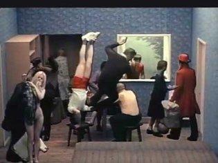 Tango, Zbigniew Rybczynski(1981)