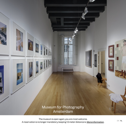 Huis Marseille, museum for photography