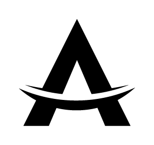 black icon (white background)