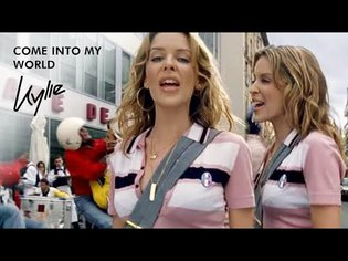 Kylie Minogue - Come Into My World (Official Video)