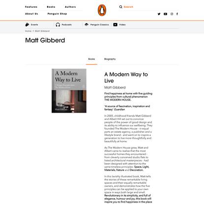 Matt Gibberd