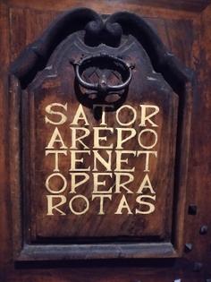 The Sator Square