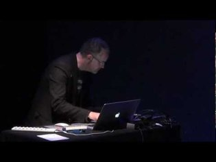 m@ze°2: solo performance Karlheinz Essl