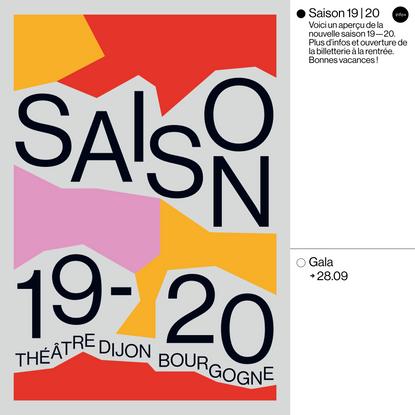 Théâtre Dijon Bourgogne - Centre Dramatique National