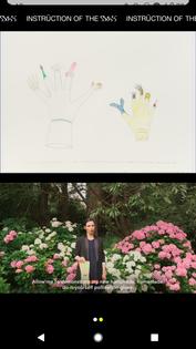 Anna Prvacki: Pollination Glove