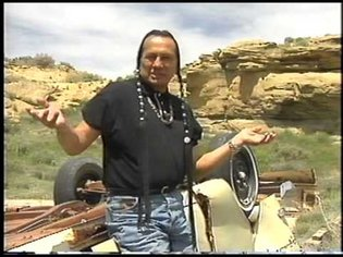 A Message From Russell Means