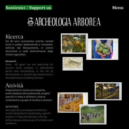 archeologiaarborea.com