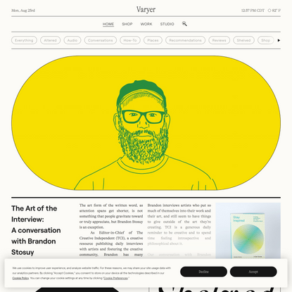 Home | Varyer